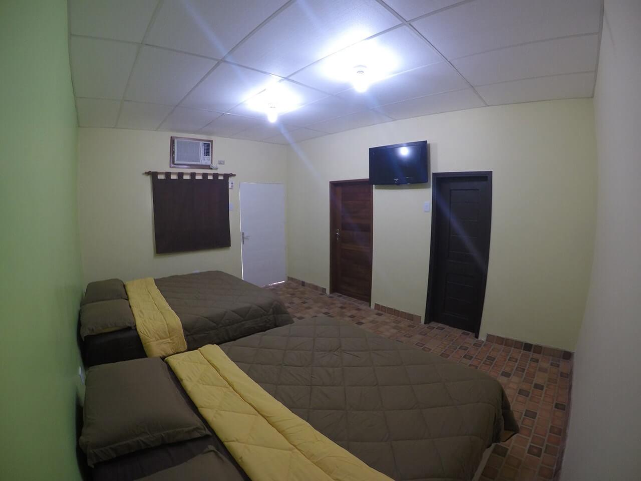 Habitación Doble Queen Posada Icaro