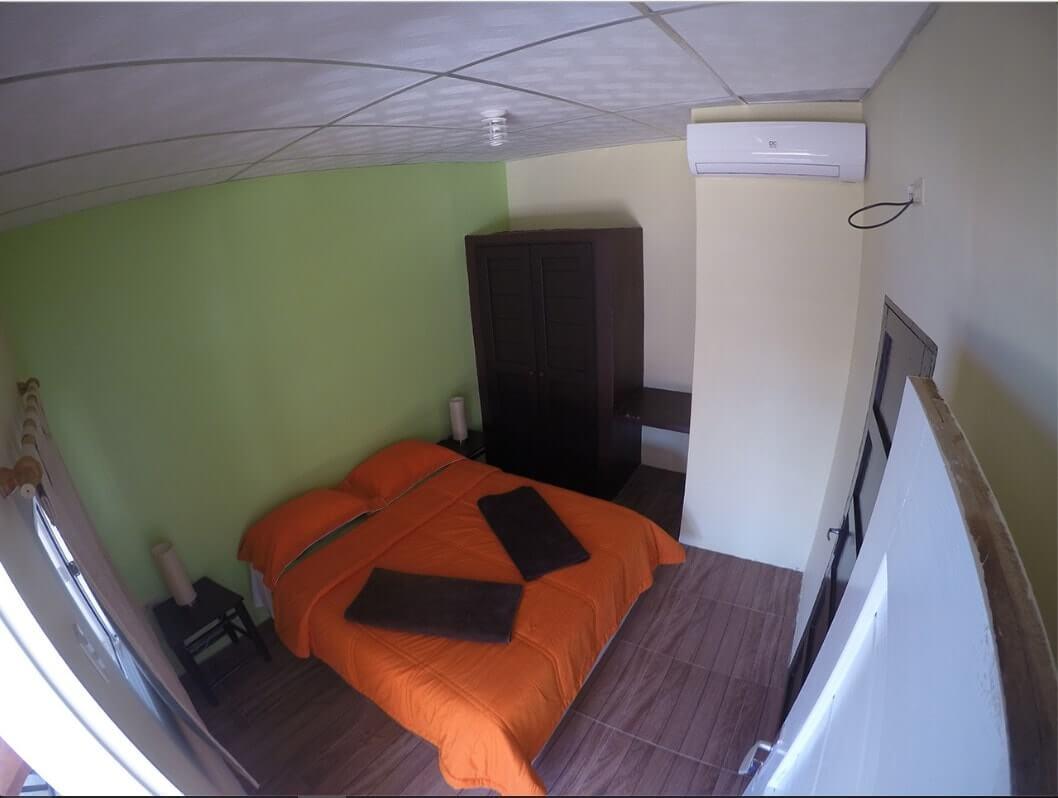 Habitación Matrimonial Posada Icaro